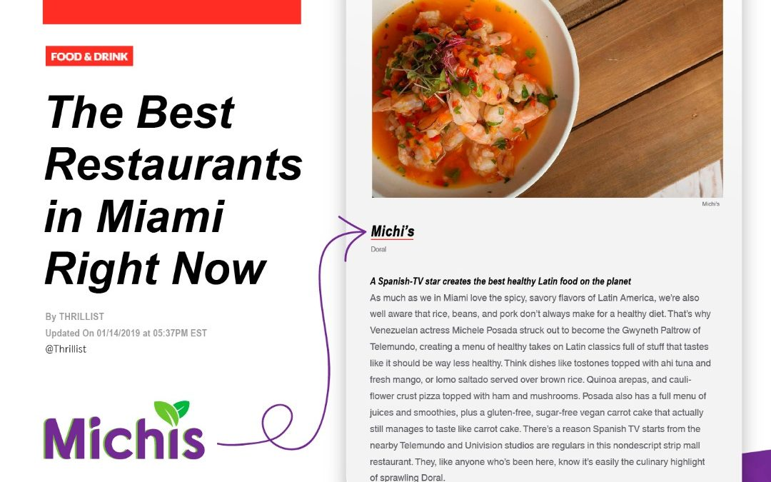 The Best Restaurants in Miami Right Now